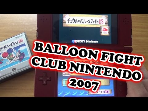 Tingle's Balloon Fight DS Club Nintendo 2007 Remake para Nintendo DS