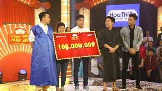 """Hot boy trà sữa giành 100 triệu tại """"Thách thức danh hài"""" đúng như kì vọng[Tin Nóng Tv]"""