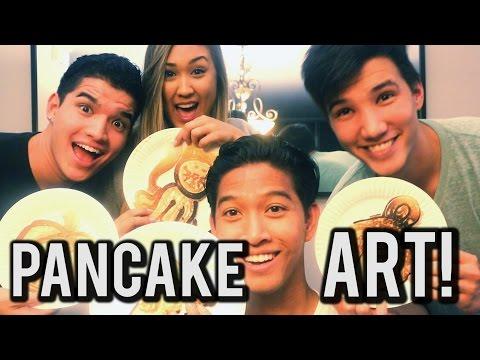 Pancake Art Challenge : LaurDIY at Tokyo DisneySea Bonus #4 Destination ...