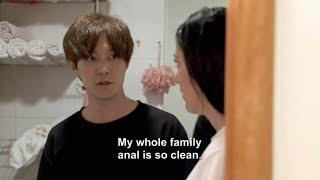90 Day Fiance The Other Way - Jihoon Bathroom