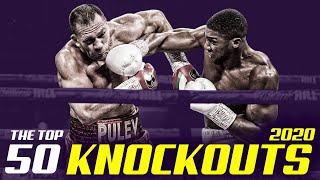 Top 50 Knockouts of 2020   GP