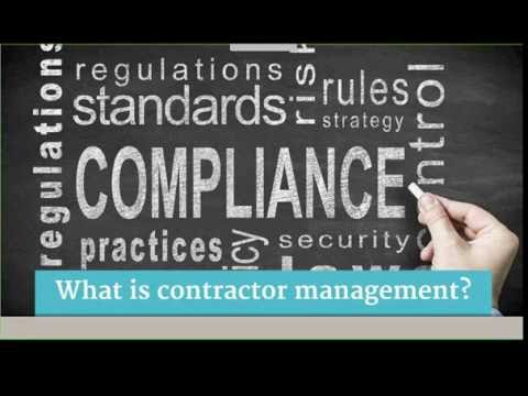 AU How to Improve Your Contractor Management Program