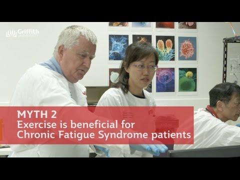 Chronic Fatigue Syndrome - Myth 2