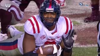 Breeland Speaks vs Miss St  Egg Bowl 2017