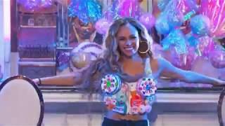 "Vanessa Morgan Lip Sync Battle ""Candy Shop"""
