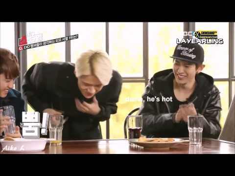 EXO on crack 1 (Suho daddy is here)