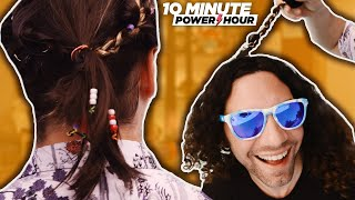 We don't know how to braid hair - Ten Minute Power Hour