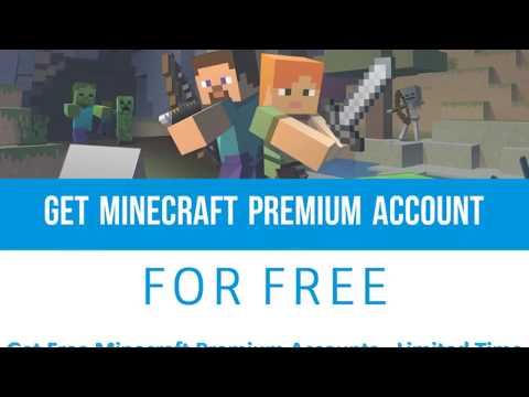 How To Get Premium Minecraft Game Account for Free