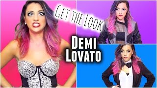 Get the Look: Demi Lovato hair, makeup, and 3 outfit recreations by Niki