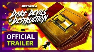 Dare Devils of Destruction Trailer preview image