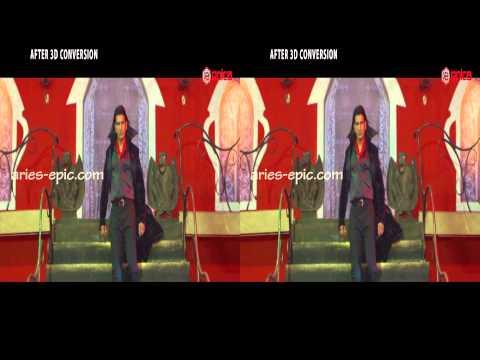 EPICA SHOWREEL 3D SBS