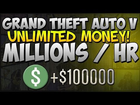 GTA 5 Online - How To Make Money Fast $10,000+ Every 3 Mins
