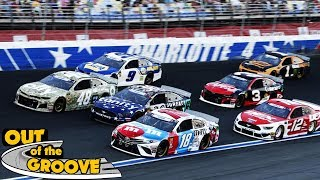 4-WIDE FOR THE WIN | NASCAR Coca-Cola 600 Review and Analysis