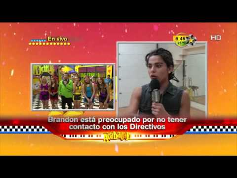 Enlace Con Brandon Meza - Smashpipe Entertainment