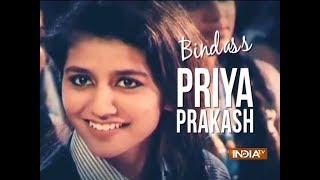 Priya Prakash Varrier became an overnight sensation for her flirtatious wink