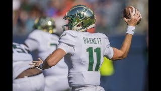2018 American Football Highlights - USF 25, Illinois 19