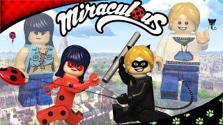 LEGO Miraculous LadyBug Main Song