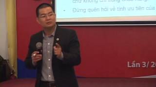 3 loại câu hỏi phổ biến để tìm hiểu nhu cầu khách hàng - Diễn giả Nguyễn Hải Quang