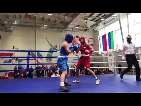 В Усинске завершился чемпионат Северо Западного федерального округа по боксу