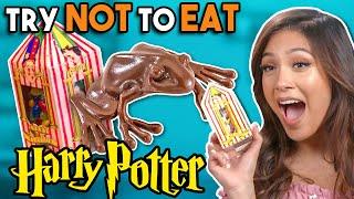 Try To Resist Eating Harry Potter Foods | People Vs. Food