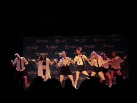 1ST PLACE [HARU @ OTAKON ANX KPOP BATTLES 2017] 블락비 (Block B) - Jackpot Dance Cover