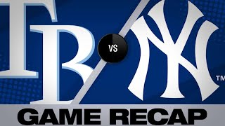 Yanks score 10 unanswered in 13-5 victory - 5/19/19