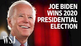 Joe Biden Wins 2020 Presidential Election: Watch His Road to Victory | WSJ