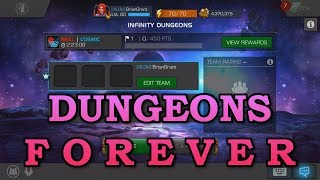 Dungeons - Fun, But could be Better | Marvel Contest of Champions