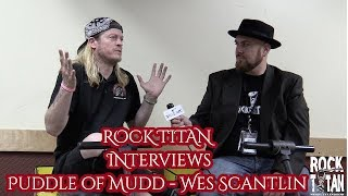 Puddle of Mudd Wes Scantlin is sober and touring again!
