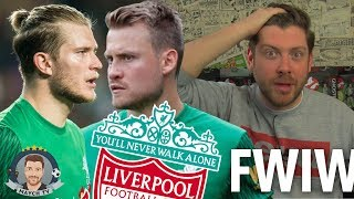 Mignolet, Karius or Should Liverpool Sign A Replacement?