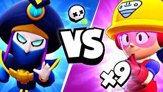 1 MORTIS VS 9 JACKY