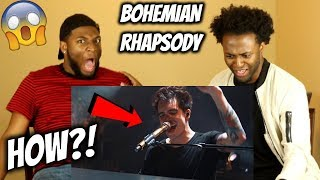 Panic! At The Disco - Bohemian Rhapsody (Live) **WE PASSED OUT** | REACTION |