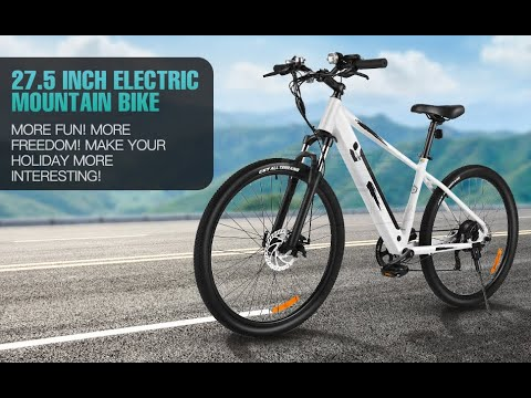 How to install the KGK 700C Electric bike