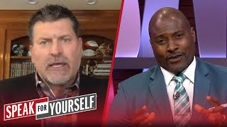 Marcellus Wiley reacts to Patriots players opting out of 2020 season | NFL | SPEAK FOR YOURSELF