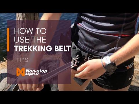 Produktvideo av Non-stop Dogwear Trekking Belt