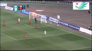 Video clip bàn thắng  U23 Việt Nam 4-1 U23 Iran Asiad 2014|15/9/2014