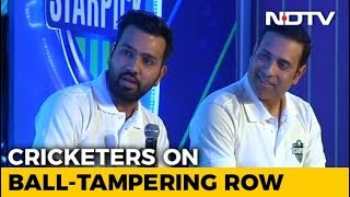 Indian Cricketers Open Up On Ball-Tampering Scandal..