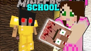 Minecraft: TERRIFYING SCHOOL! Custom Map