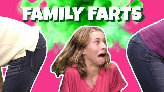 Baby Shark Parody - Family Farts