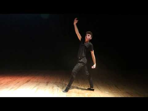 "Christopher Cline Dancing to ""Cats"""
