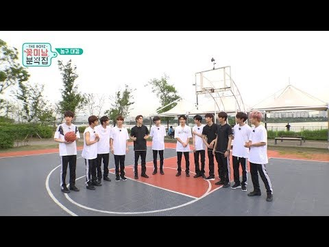 [Unreleased Ep.1] 더보이즈 '꽃미남 분식집' (THE BOYZ 'Flower Snack')
