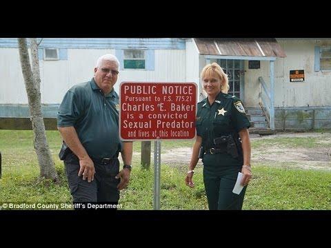 fl sex offender sign in Frisco