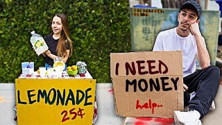 Who Can MAKE The MOST MONEY in 24 Hours - Challenge