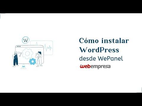 Cómo crear una página web en WordPress - Guía Tutorial Crear página en WordPress