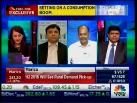 CNBC Bazaar Corporate Radar Mr  Saugata Gupta   MD & CEO, Marico