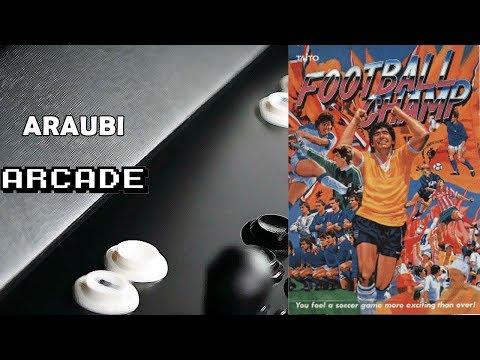 Football Champ (Taito, 1990) Arcade [069] Walkthrough Comentado