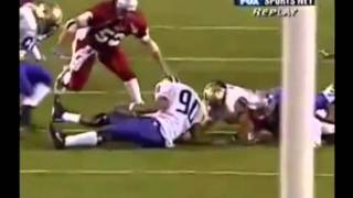 Go Huskies - Apple Cup 2002 & 2003