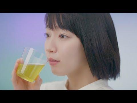 【日本CM】吉岡里帆以古典美告訴大家瓶裝茶可以有甜味
