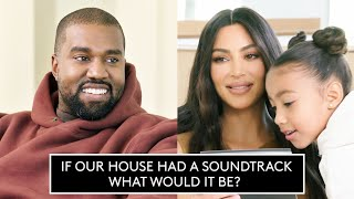 Kim and Kanye Quiz Each Other On Home Design, Family, and Life | Architectural Digest