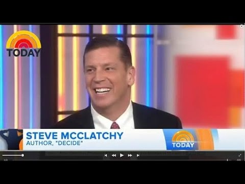 Steve McClatchy | Appearing on The Today Show